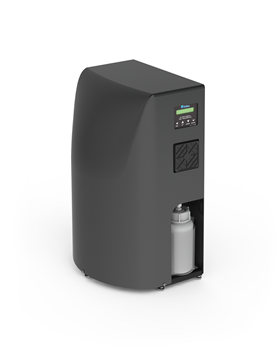 "Voltea's point-of-use system, DiUse, monitors incoming water quality and ""tunes"" water in real time to the ideal mineral content."
