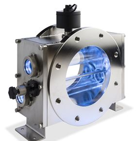Evoqua's proposed solution was to install a compact Wafer UV generator into the outlet of each of the twelve rapid gravity filters.