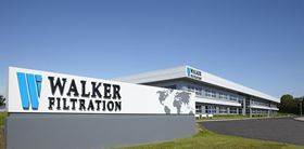 Walker Filtration's headquarters in Washington, near Newcastle, UK.
