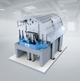 The Andritz PrimeFilter D is for thickening and fibre recovery. (Image: Andritz)