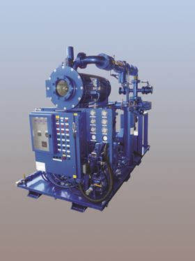 High vacuum transformer oil purification systems.
