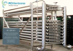 PCI Membranes has proved that tubular reverse osmosis systems are a suitable solution to treat landfill leachate according to the 3R model.