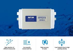 The new HFFO14 delivers six times more capacity than the current HFFO2 module.