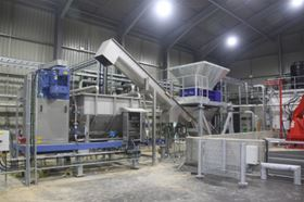 GE ReSep 2.0 separation technology for removing contaminants ahead of the anaerobic digestion.