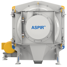 The new Aspir WFH1730 jumbo centrifuge is engineered and sized to process 100tph of fine coal product.