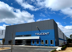 Trucent's new facility in Noblesville.