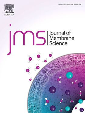 Journal of Membrane Science.