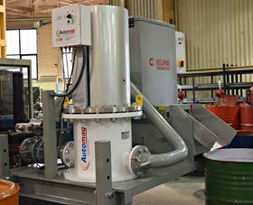 The AutoMag Skid removes magnetic and para-magnetic contamination, down to submicron size.