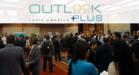 OUTLOOK Plus Latin America will be held on 7-9 March, 2017 in São Paulo, Brazil.