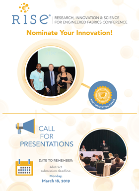 INDA is calling for presentations for RISE 2019 and nominations for its RISE Innovation Award.