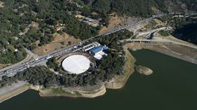 The Montevina water treatment plant was upgraded to the very hightest standards.