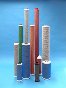 ENVirol filter cartridges are designed for the removal of free, dispersed and emulsified oil from water.