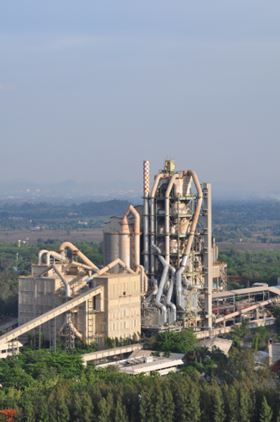 The cement industry is a widespread user of industrial dedusting equipment.