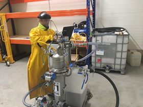 The new test lab in Espoo, Finland will continue the company's development of its Sofi Filter.
