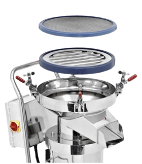The sieve magnet has a stainless-steel design which is fully compatible with industry standard and leading manufacturers of vibratory sieves.
