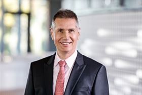 Werner Lieberherr, the new CEO of Mann+Hummel.