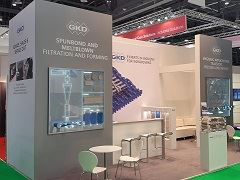 GKD saw a lot of interest in its products at INDEX 2017.