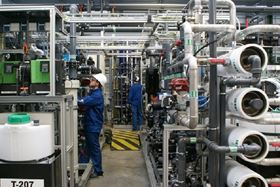 The research & development center of Dow Water & Process Solutions in Tarragona, Spain.