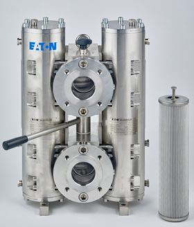 By direct mounting the switchgear to the pressure vessels the new EDA requires less space and is up to 216 lbs (98 kg) lighter on the EDA 1006 series.