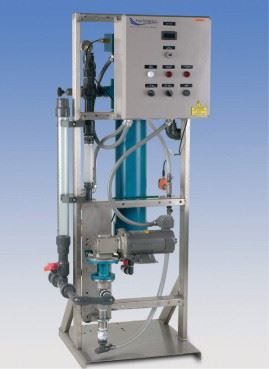 Fluid Dynamics dynaBLEND's non-mechanical mixing chamber delivers reliability.