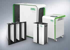 Mann+Hummel will be exhibiting its HEPA air filters and air purifiers at ISH digital.
