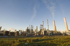 Fractional distillation is widely employed on oil refineries.