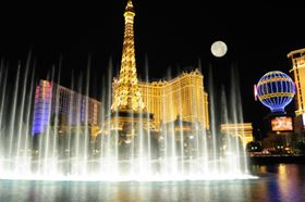 Reduced river flows in the south western US could affect the drinking water supplies of cities such as Las Vegas.
