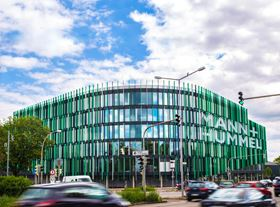 The Mann+Hummel technology centre in Ludwigsburg, Germany.