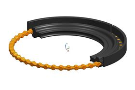 The new clamp seals eliminate the need to convert connections to a hygiene flange.