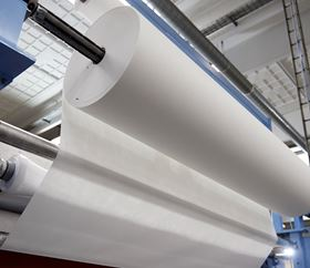 The JX81-B-PTFE membrane is engineered to meet increasing demand for high efficiency lightweight synthetic filter media.