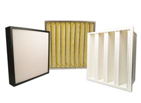 Filter media from Kimberly-Clark Professional Filtration is used in a wide variety of air filters.