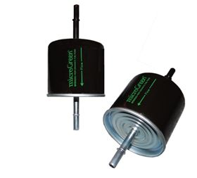 The microGreen extended performance fuel filter offers fuel filter savings of more than 50% for any given vehicle.