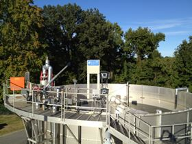 World Water Works' Demon, its treatment system for the removal of nitrogen from wastewater.