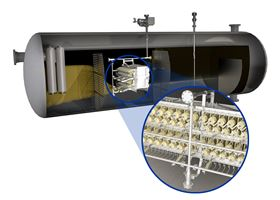 Sulzer says the VIEC maximises separation efficiency, even in the most challenging oilfields.