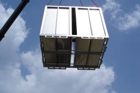 The BIO-CEL XL has been developed especially for large scale applications.