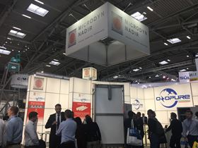 Nicrodyn-Nadir launched the new module at the IFAT exhibition.