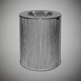 The high flow, high strength, radial flow HEPA filters are capable of handling large volumes of gases at high differential pressures in high humidity environments.