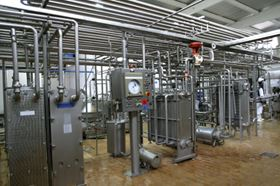 Industrial applications of nanofiltration are quite common in the food and dairy sector.