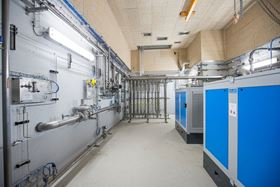 Methanis upgrades raw biogas to renewable natural gas for pipeline injection with more than 99% methane recovery.