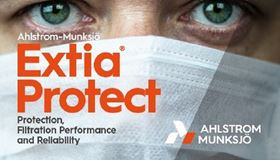 The Extia Protect portfolio allows Ahlstrom-Munksjö to produce all layers of both medical and non-medical masks.