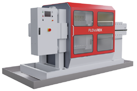 Flowrox's new Smart Filter Press (SFP) is for solid/liquid separation.