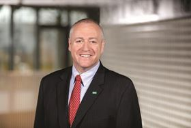 Sean Cromie, president and general manager of Life Sciences & Environment at Mann+Hummel.