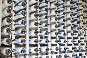 Membrane desalination utilising RO was introduced in the 1960s.