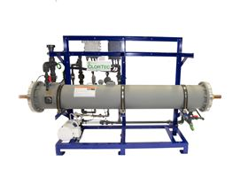 De Nora's ClorTec DN Gen II electrochlorination system will be launched at WEFTEC.