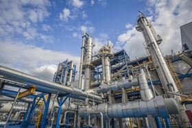 Royal Dahlman brings petrochemical expertise to Porvair. Image Photo smile/Shutterstock.