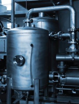 Machinery manufacturing covers the production of compressors.