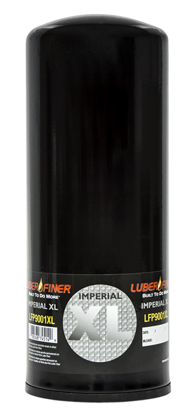 The LFP9001XL oil filter is designed for the Cummins ISX engine.