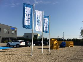 Weir Minerals' new facility in Leszno, Poland.