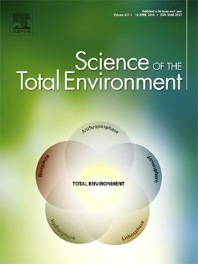 Science of the Total Environment.