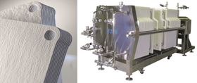 Beco depth filter sheets are used for coarse, clarifying, fine filtration and microbe reduction.